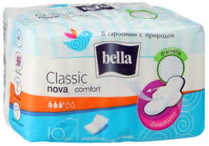 Bella Гигиенические прокладки Classic Nova Comfort 10шт