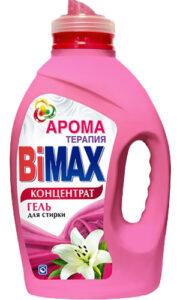 BiMax Гель для стирки Арома терапия 1950мл