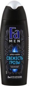 Fa Men Гель для душа 3в1 Энергия Полинезии Свежесть Грозы 250мл