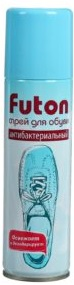 Futon Дезодорант для обуви Антибактериальный 153мл