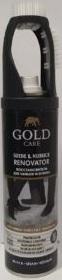Gold Care восстановитель для Замши и Нубука Водоотталкивающий эффект Чёрный 250мл