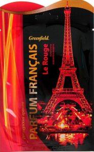 Greenfield Ароматизатор-освежитель воздуха Le Rouge 1шт