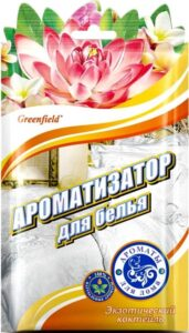 Greenfield ароматизатор для белья Экзотический Коктейль 15гр