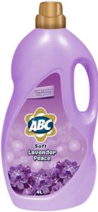 ABC Ополаскиватель для белья Lavender Peace 2000мл