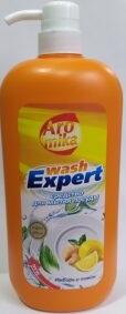 WashExpert средство для мытья посуды Имбирь и Лимон 1100мл