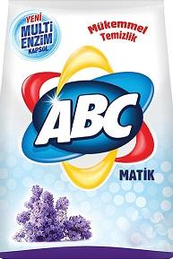 ABC Порошок для стирки авт Lavender Freshness 1.5кг
