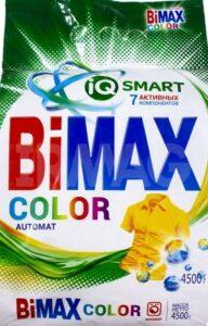 BiMax порошок стиральный Авт Color 4.5кг