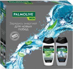Подарочный Набор Palmolive Men Арктический ветер Очищение и Уход
