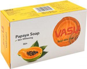 Vasu Uva мыло туалетное с Папайей 125гр