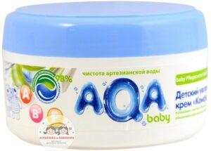 AQA крем Детский Увлажняющий Комфорт 100мл