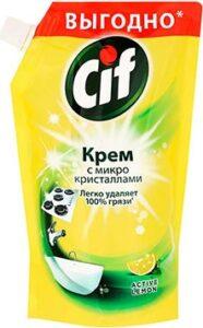 CIF крем Лимон Дойпак 500мл