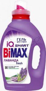 BiMax гель для стирки Fresh Лаванда 1300мл