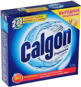 Calgon порошок 2в1 1.1кг