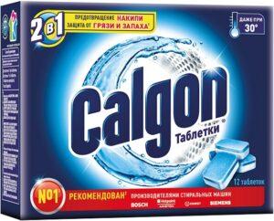Calgon таблетки для умягчения воды 12шт