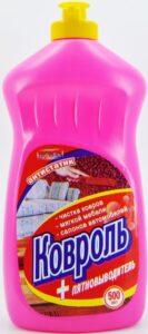 Аромика Ковроль Чистящее средство Антистатик для ковров и мебели 500мл