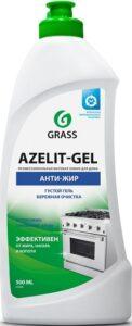 Grass Azelit-Gel гель для чистки Бережная чистка Анти-жир 500мл