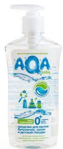 AQA средство для мытья Детской посуды 500мл