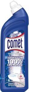 Comet Гель для чистки туалета Полярный Бриз 450мл