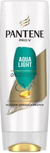 PANTENE Бальзам-ополаскиватель Aqua Light 200мл