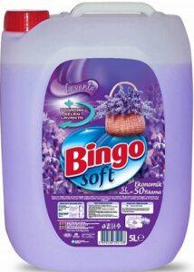 BINGO SOFT Кондиционер для белья Lavanda Lavender 5000мл
