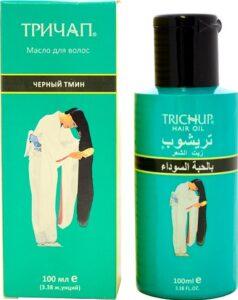 Тричап масло для волос Травяной сбор с Чёрным тмином 100мл