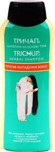 Тричап шампунь против выпадения волос Травяной сбор 400мл