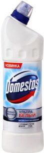 Domestos чистящее средство Белоснежный 1000мл