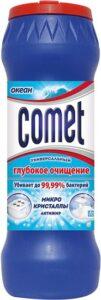 Comet Порошок Океан банка с хлоринолом 475гр
