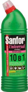 SANFOR UNIVERSAL средство для чистки и дезинфекции Летний дождь 1000гр