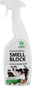 Grass Smell Block Чистящее средство для всех поверхностей 600мл