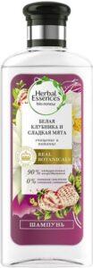 Herbal Essences шампунь Очищение и Питание Белая клубника и Сладкая мята 400мл