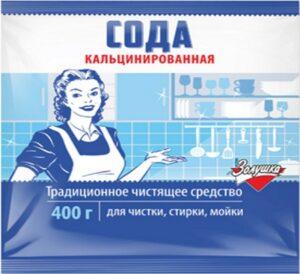Вантуз Кальцинированная Сода 400гр