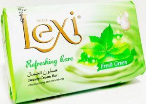Royal Kimi мыло туалетное Свежесть трав и Молочный Протеин 175гр