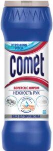 Comet Порошок Утренняя роса без хлоринола банка 475гр