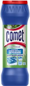 Comet Порошок Сосна банка с хлоринолом 475гр