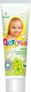 Весна Крем Детский с Экстрактом Чистотела 45мл