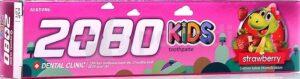 Dental Clinic 2080 зубная паста Детская Клубника 80мл