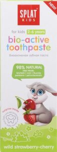 Splat Kids Зубная паста детская Земляника-вишня 50 мл
