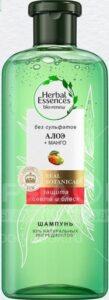 Herbal Essences шампунь Защита цвета и Блеск Алоэ и Манго 380мл