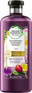 Herbal Essences шампунь Сила Пассифлора и Рисовое молоко 400мл