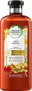 Herbal Essences шампунь Глубокое восстановление Мёд манука 400мл