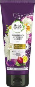 Herbal Essences бальза-ополаскиватель Сила Пассифлора и Рисовое молоко 275мл