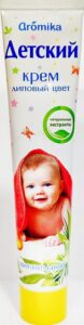 Аромика Детский крем Липовый цвет 44гр