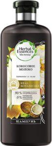 Herbal Essences шампунь Питание и Сила Кокосовое молоко 400мл