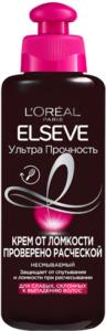 Elseve крем от Ломкости Ультра прочность Несмываемый 200мл