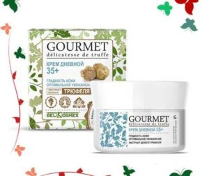BelKosmex Gourmet крем для лица Дневной 35+ Гладкость кожи Оптимальное увлажнение 75гр