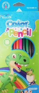 Color Pencil карандаши цветные 12шт