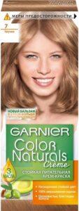 Garnier Color Naturals Краска для волос №7 Капучино 110мл