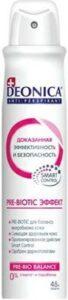 Deonica дезодорант спрей Pre-Biotic эффект 200мл