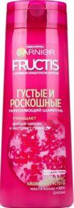 Fructis  Шампунь Густые и Роскошные 400мл